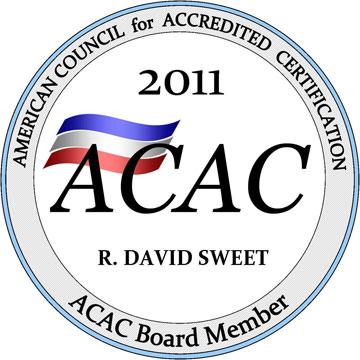 ACAC Board Member 2011