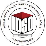 ISDO 3rd Party Evaluator David Sweet